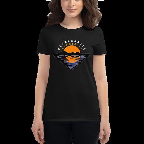 Dark Candles Summer '21 Women's short sleeve t-shirt