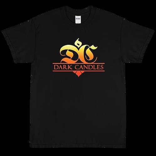 Dark Candles Short Sleeve T-Shirt