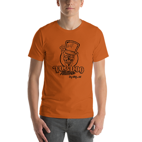 Orange VooDoo Short-Sleeve Unisex T-Shirt