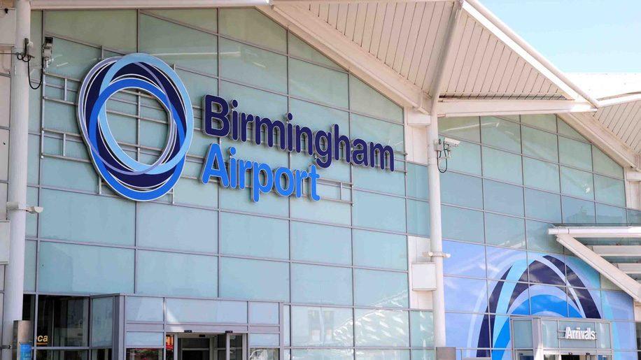 Durham - Birmingham Airport