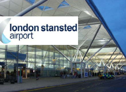 Durham - London Stansted Airport