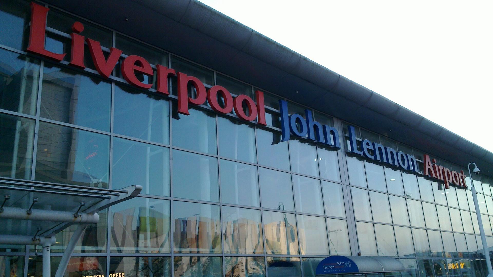 Durham - Liverpool John Lennon Airport