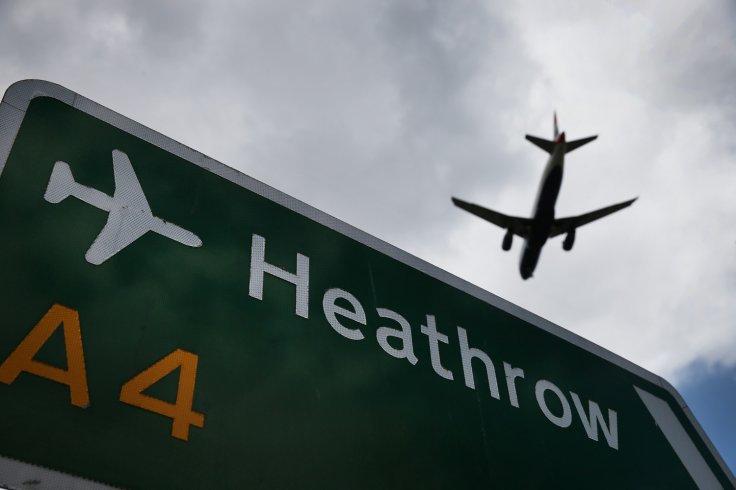 Durham - London Heathrow Airport