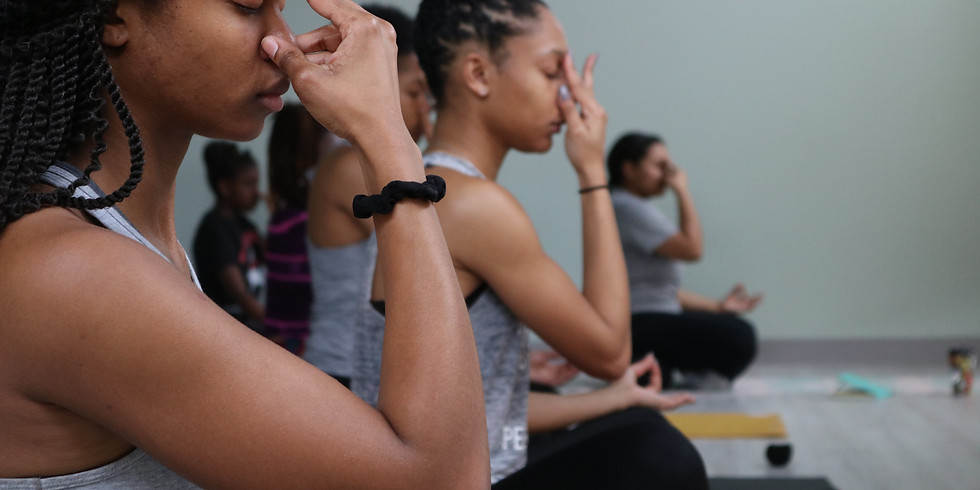 Self-Care Workshop for Anxiety - Journal + Meditation Edition