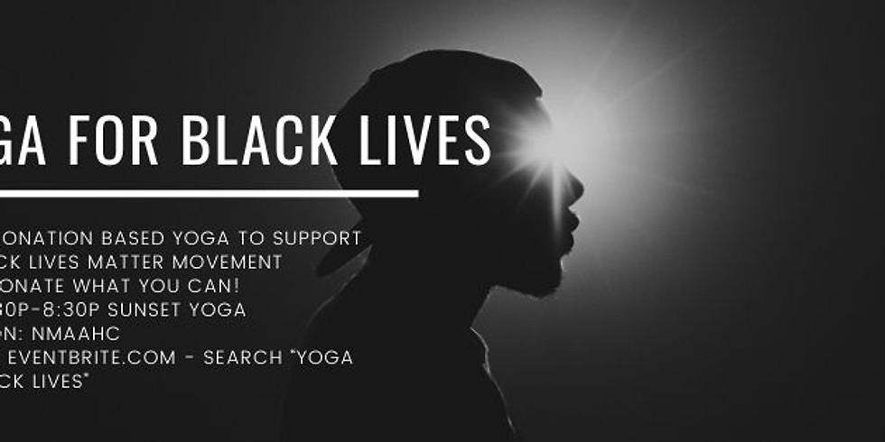 Yoga for Black Lives Matter