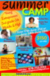 Summer Camp Flyer for Youthprenurship.jp