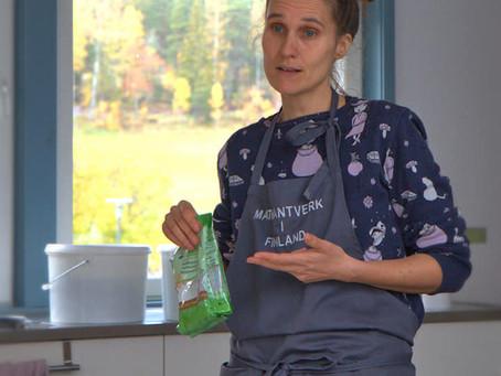Ta tillvara höstens grönsaker med hjälp av Kimchi!