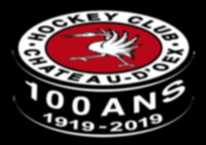 Logo du 100ème