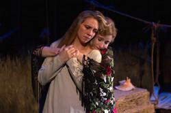 Mel House as Heloise, Amanda Jones as Anais_Photo by Jody Christopherson