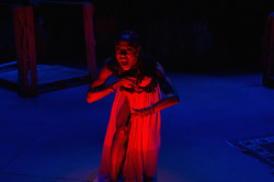 Nylda Mark as Cleopatra Photo by Jody Christopherson