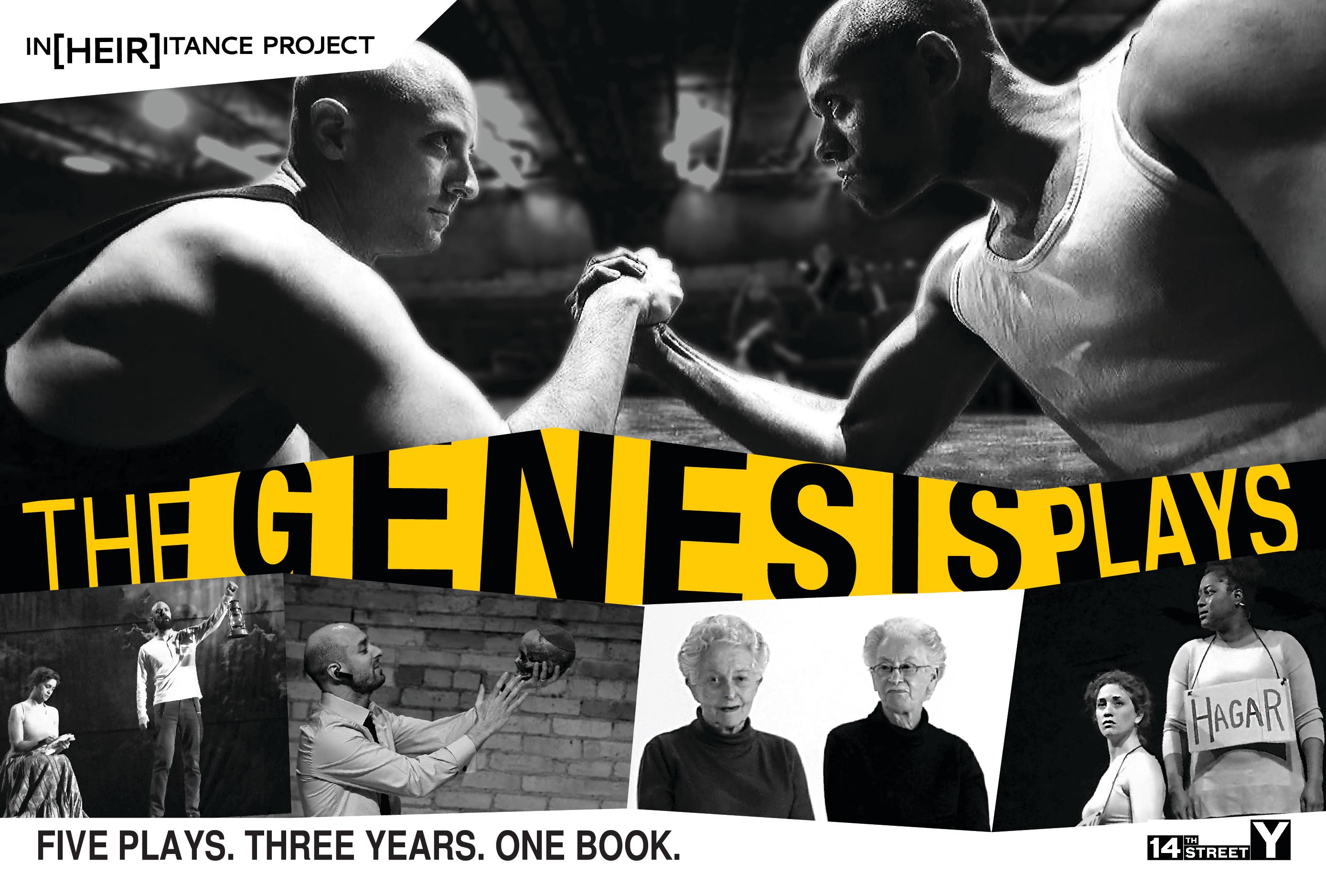 Genesis Postcard Front