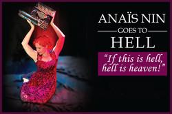 Anais Nin Postcard Image