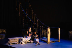 Mel House as Heloise, Amanda Jones as Anais, Nylda Mark as Cleopatra_Photo by Jody Christopherson