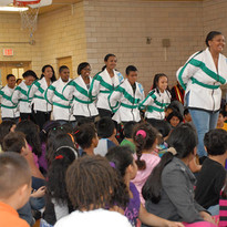 ENF Rangers Performing At Bancroft  ES.j