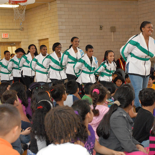 ENF Rangers Performing At Bancroft  ES.j