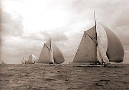 Istria & Lady Anne - Ostara 1912