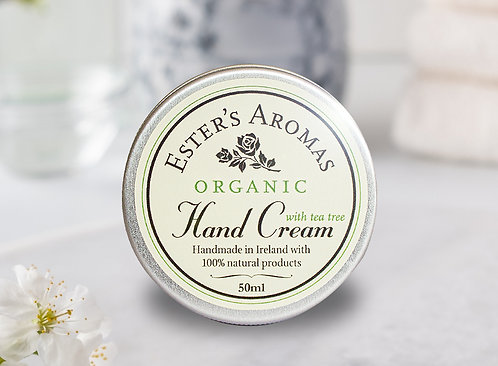 Anti-Septic Hand Cream