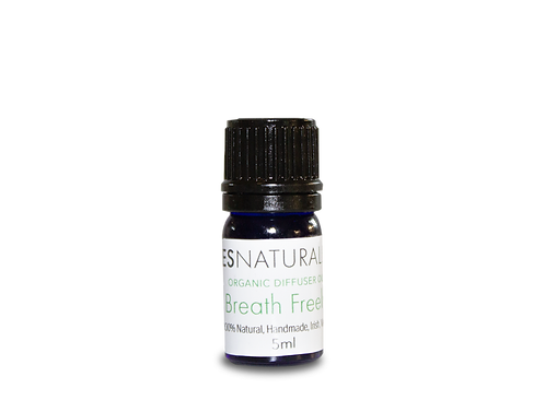 Breath Freely Diffuser Oil