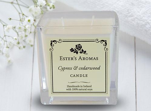 Cypress & Cedarwood