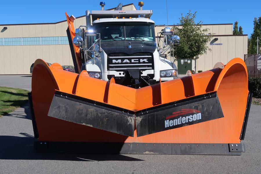 Henderson Heavy Duty Plow