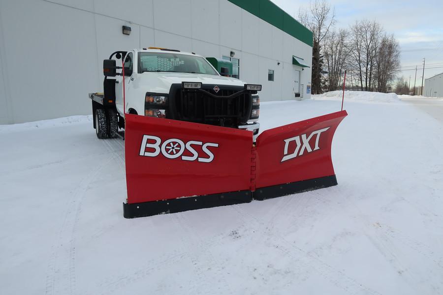 BOSS Heavy-Duty 10 ft. VDXT Plow