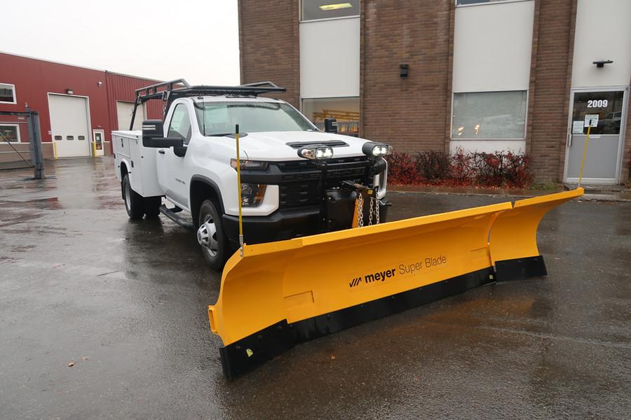Meyer Super Blade 8-10 ft. Plow