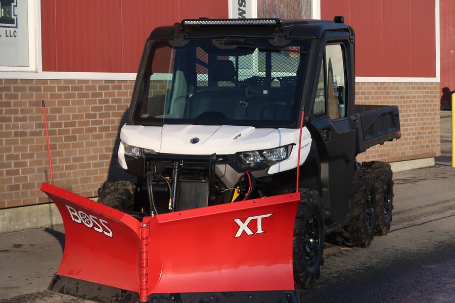 Steel V-XT UTV Plow