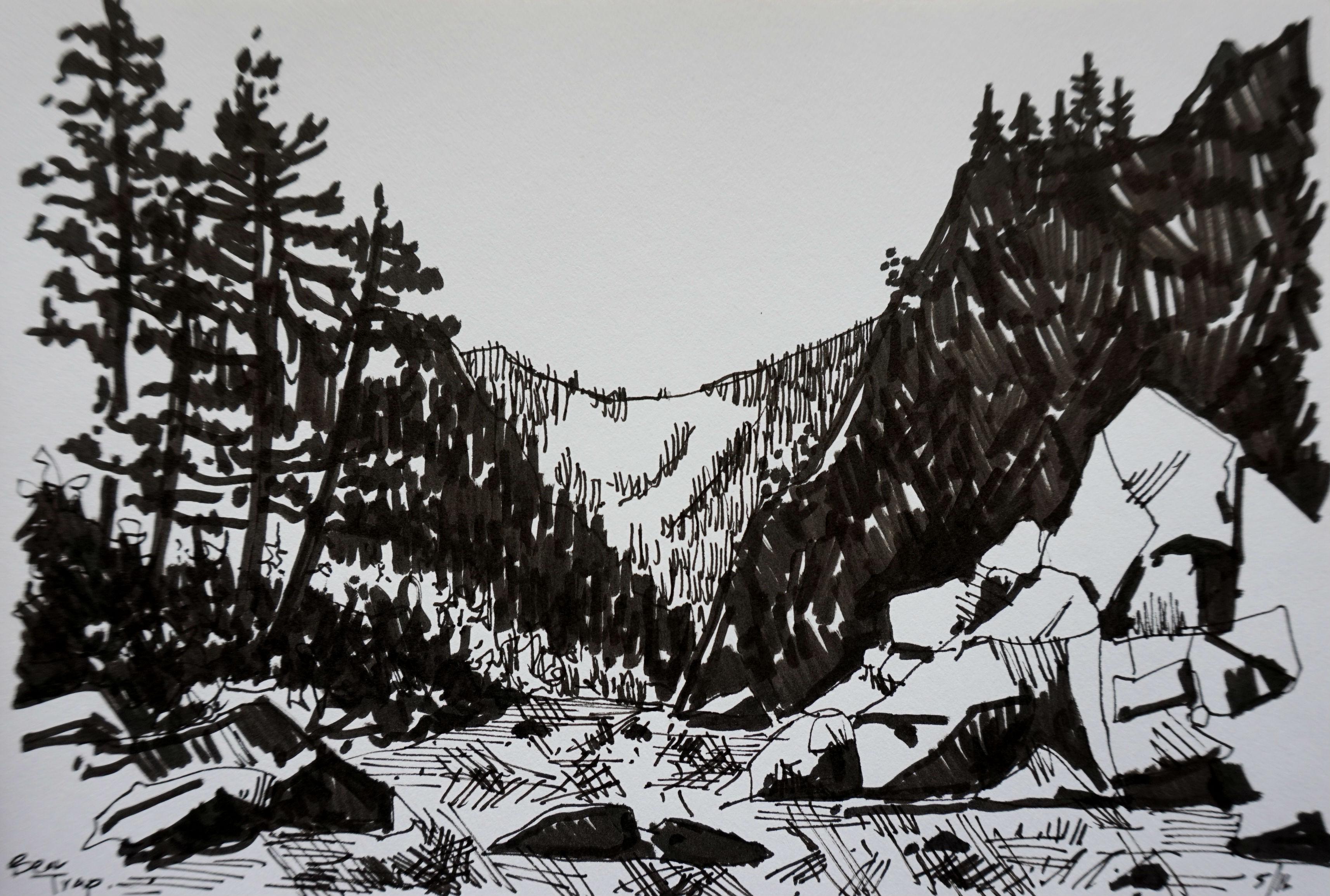 Beartrap Wilderness Montana