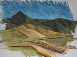 Mt Ellis Montana