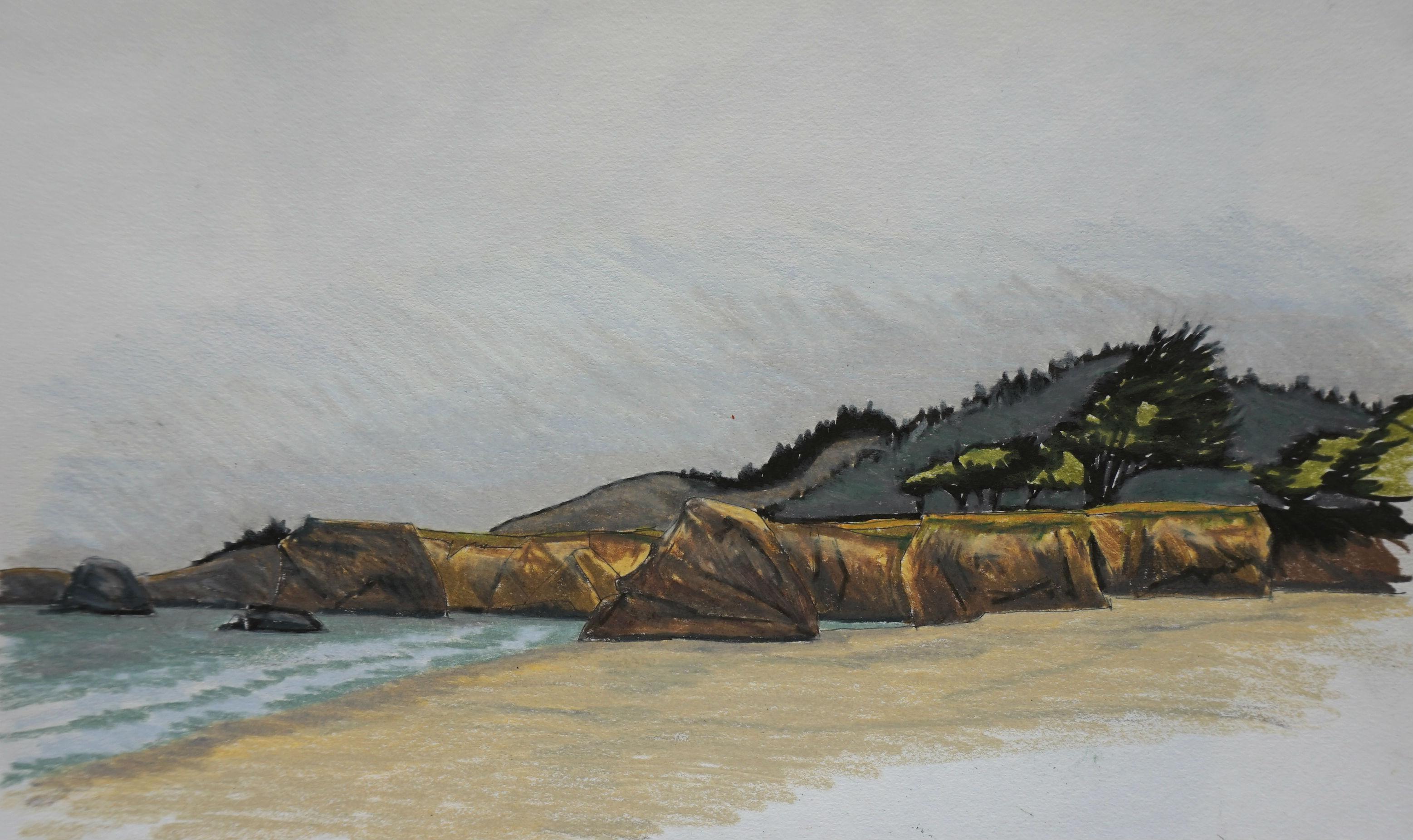 Northern CA coast