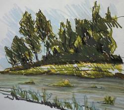 Sierraville CA stream
