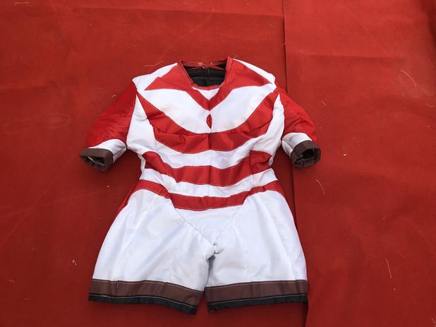 ラグビースーツ