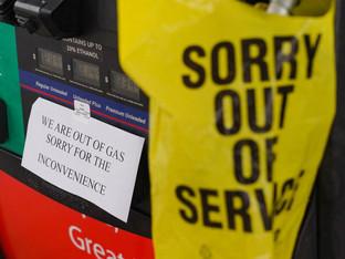 Gas shortages hit Grady County, Southeastern U.S.