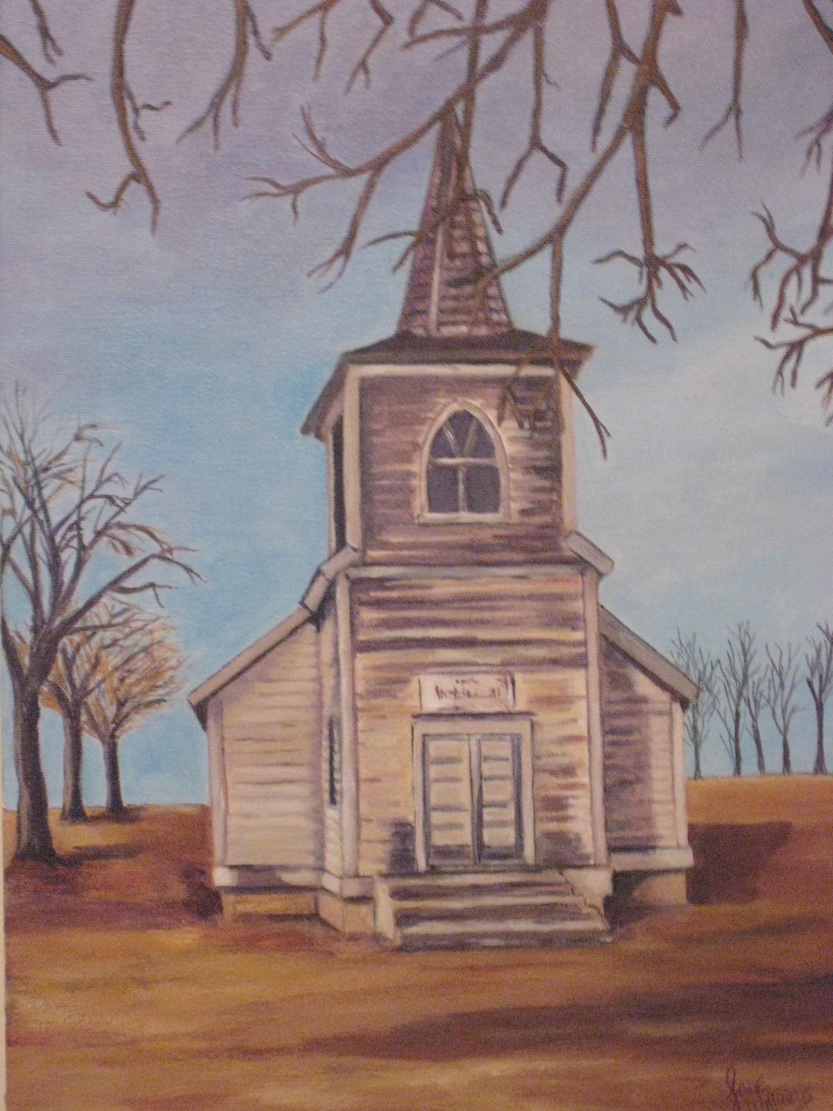Little Church, Morse Sk