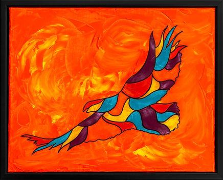 Deb Vincent -Orange Eagle.jpg