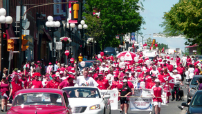 Upcoming Events! Canada Day Celebrations in Kingston - July 1 - 4