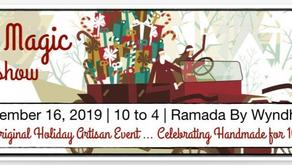 Mistletoe Magic Artisan Show in Belleville - Nov 16, 2019