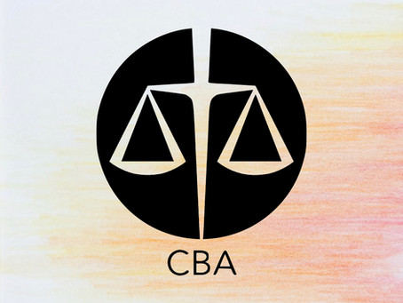 The Canadian Bar Association Has Chosen My Artwork