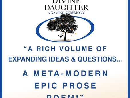 Review from T. Pace - A Meta-Modern Epic Prose Poem