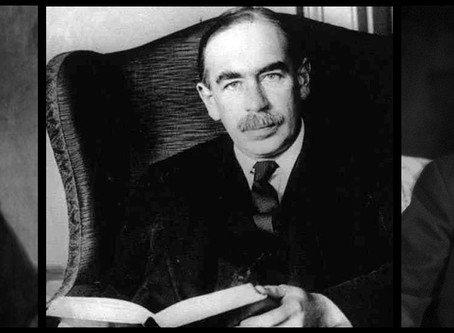 Last of the Magicians - Newton and Keynes and Chesterton