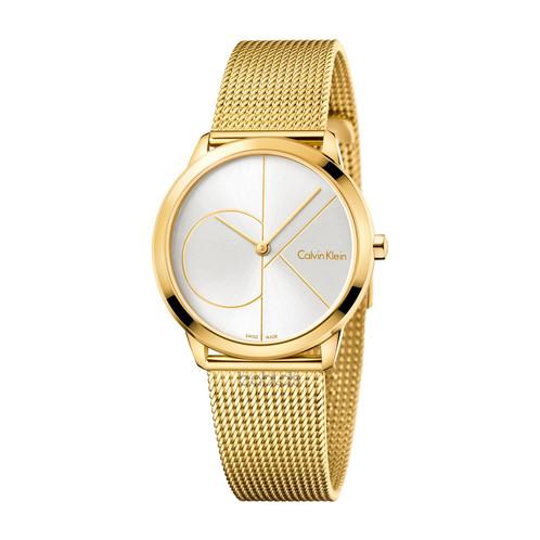 Reloj ck mujer dorado