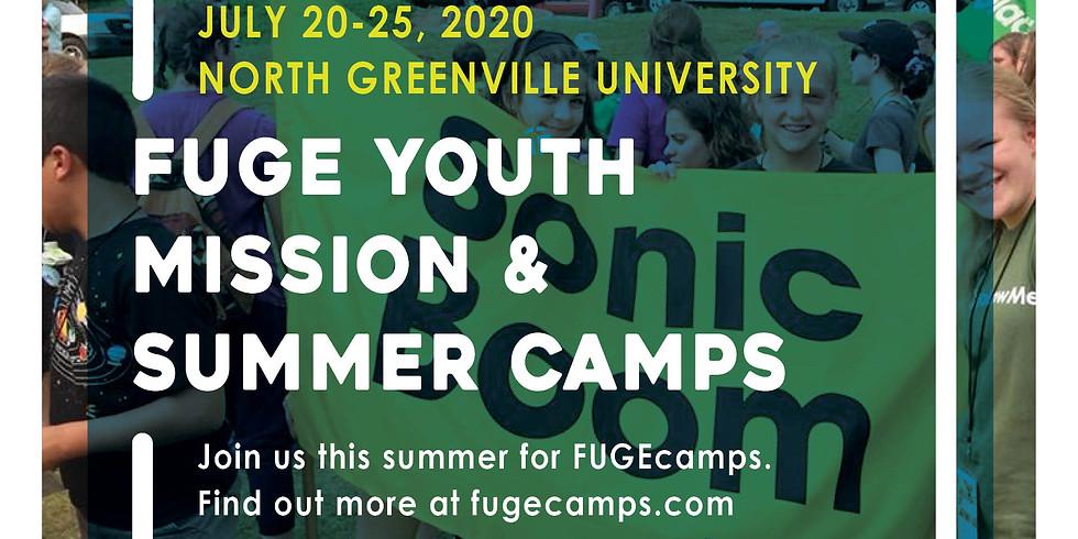 FUGE Youth Mission & Summer Camp