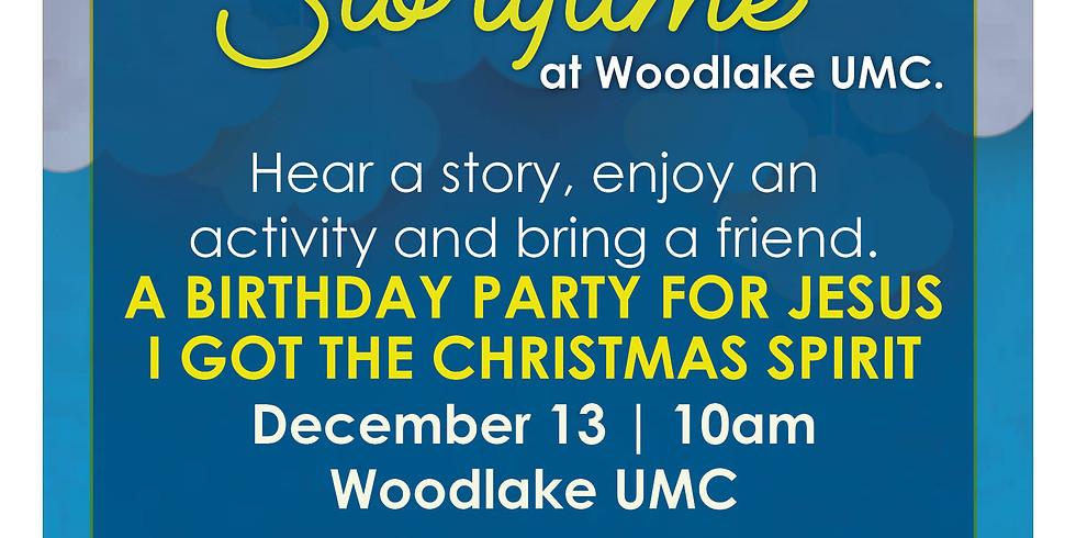 Storytime at Woodlake UMC