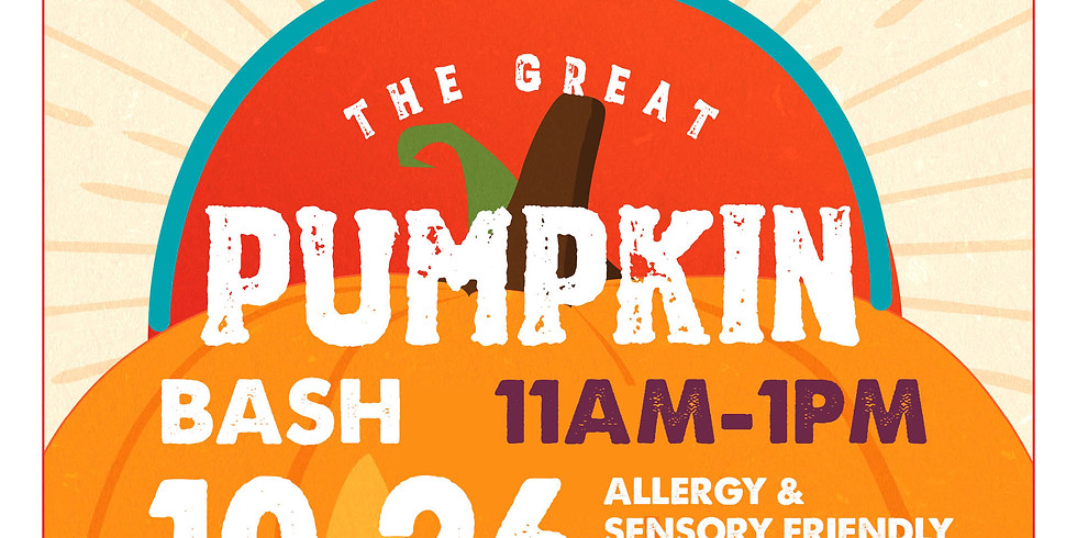 The Great Pumpkin Bash Trunk or Treat