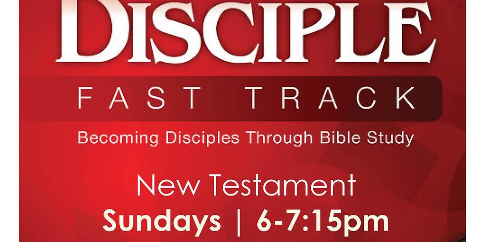Disciple FastTrack - New Testament