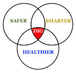 Logo The DIG Program for Digital Citizenship