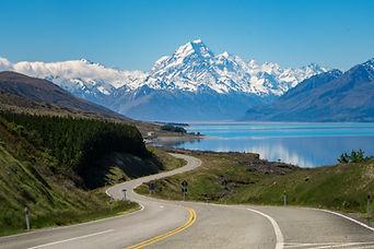 Mount Cook, Mt Cook, Natur i New Zealand
