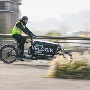 LYON ENTREPRISES | La marque Lyonnaise VÉLOGIK s'impose comme acteur majeur de maintenance cycle