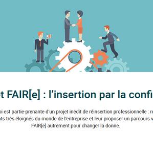 PÔLE EMPLOI.ORG | Projet Fair[e] : l'insertion par la confiance
