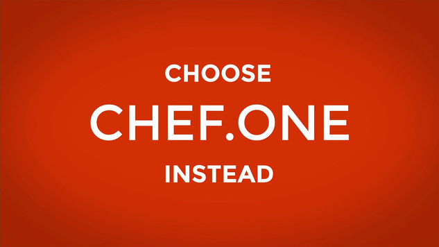 Choose Chef.One
